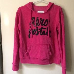 Aeropostale hooded sweatshirt